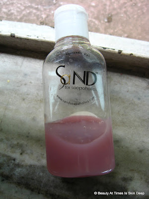 SaND for Soapaholics Under the Sea Shampoo