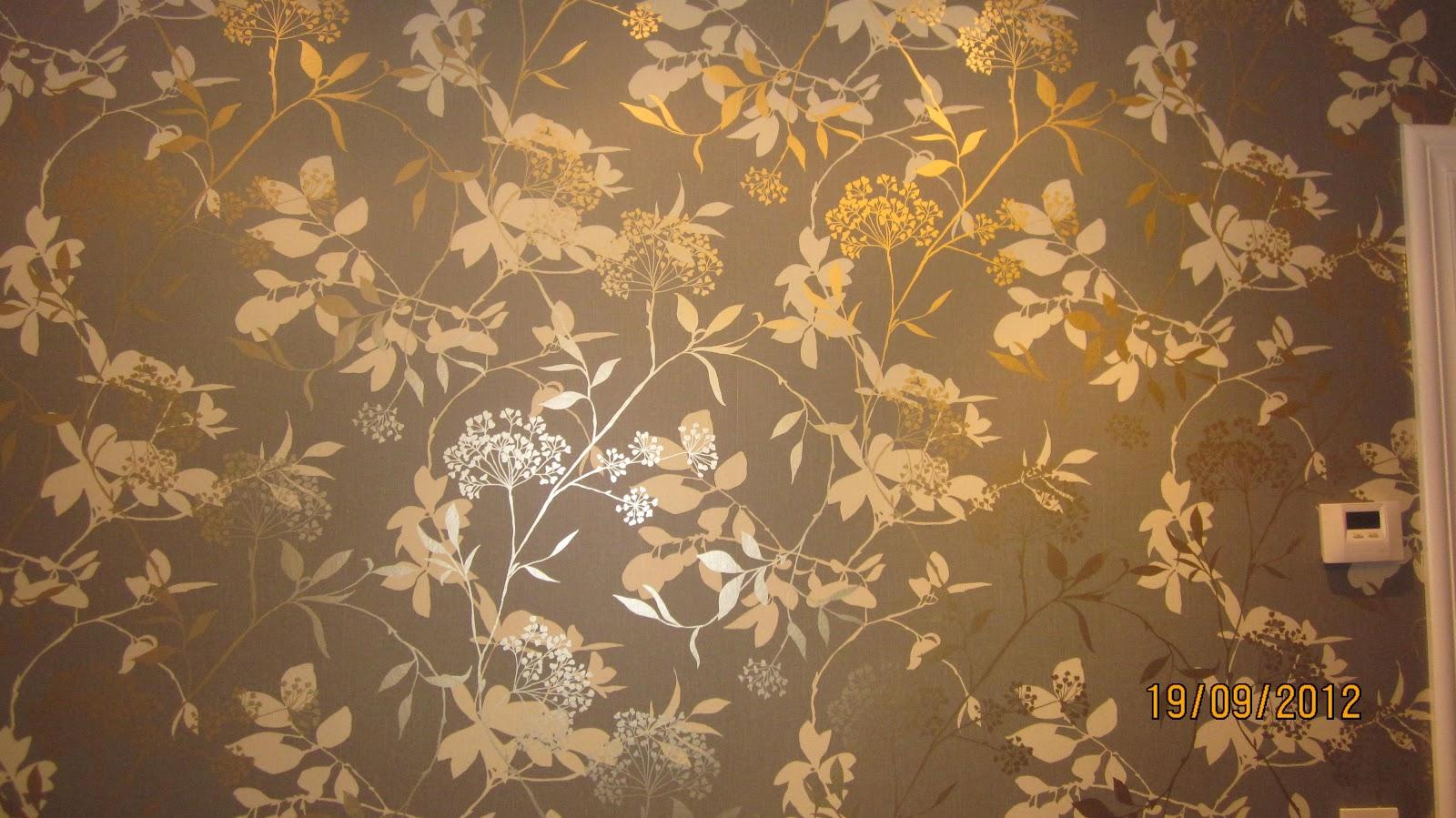Decorar con cortinas y mucho m s elegancia en papel - Papeles pintados japoneses ...