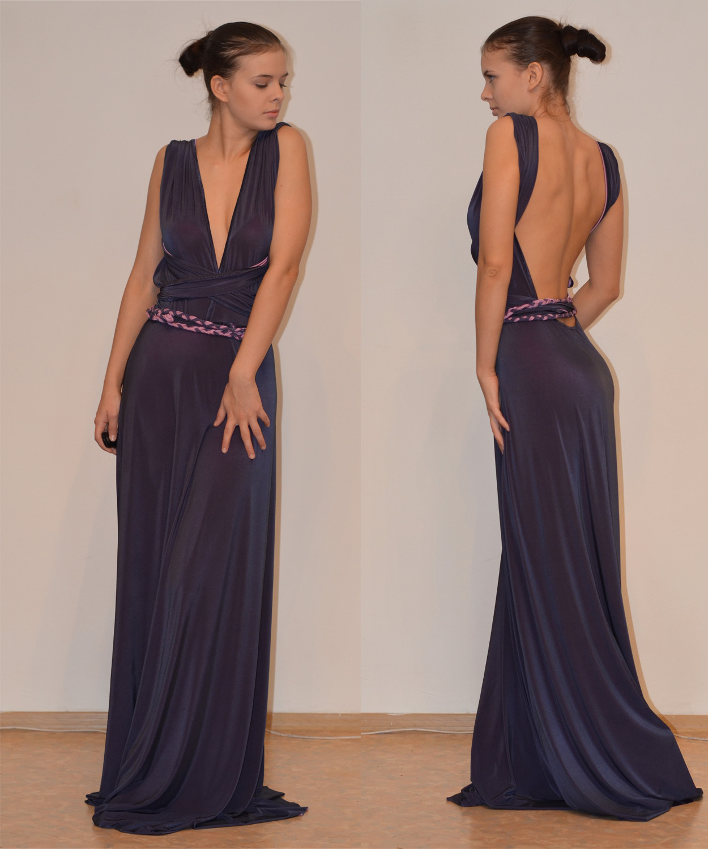 Пошить вечернее платье своими руками фото