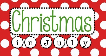 christmas in july a planner