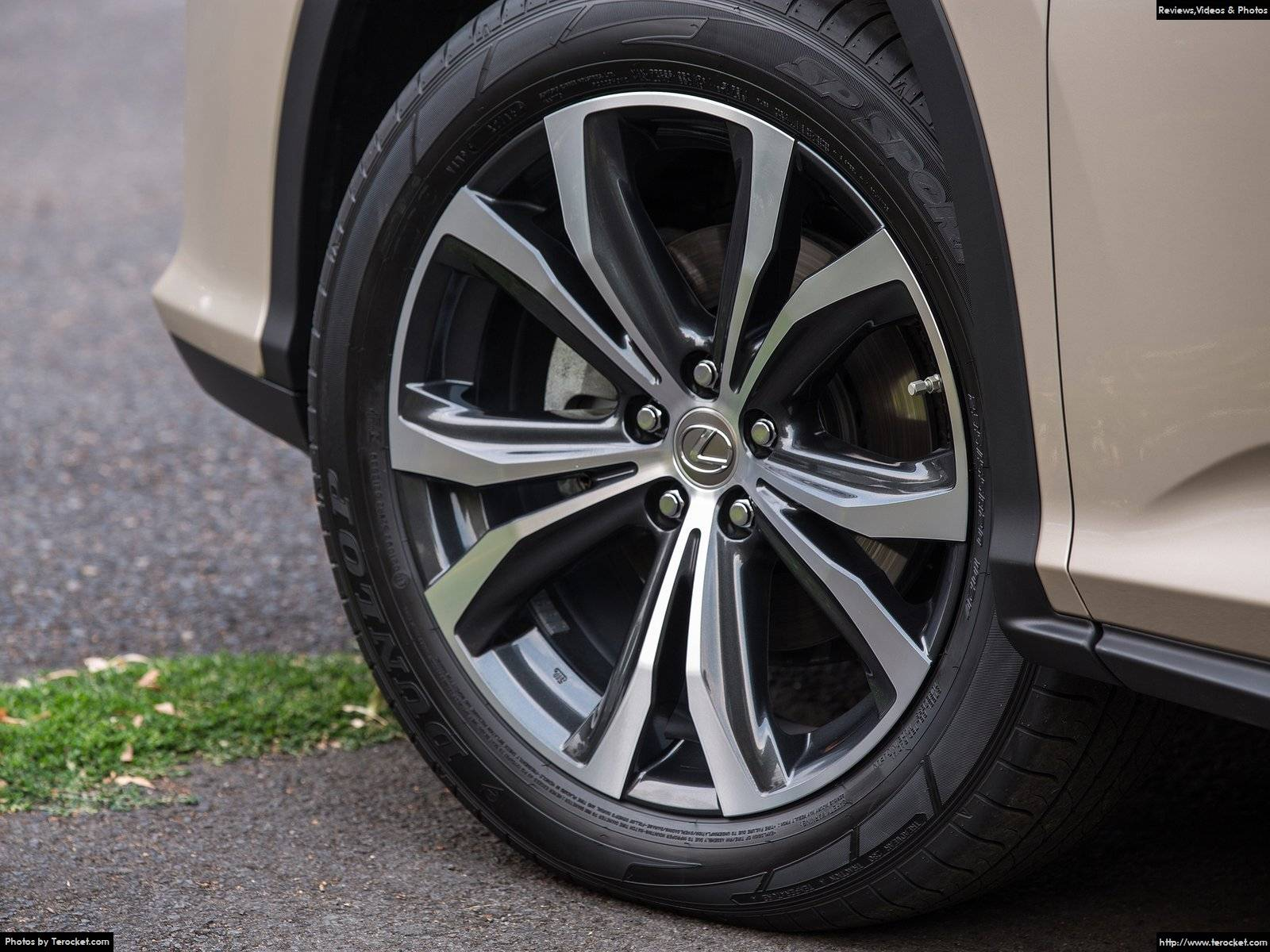 Hình ảnh xe ô tô Lexus RX 350 2016 & nội ngoại thất