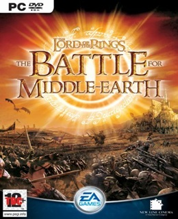 Battle for Middle-Earth PC Capa