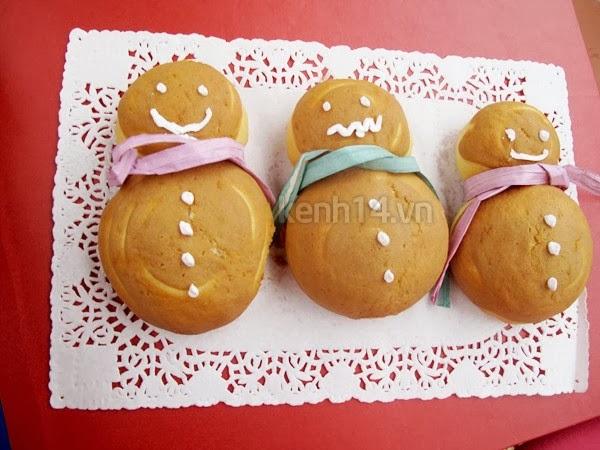 Cùng thử làm bánh Papparoti cho Noel