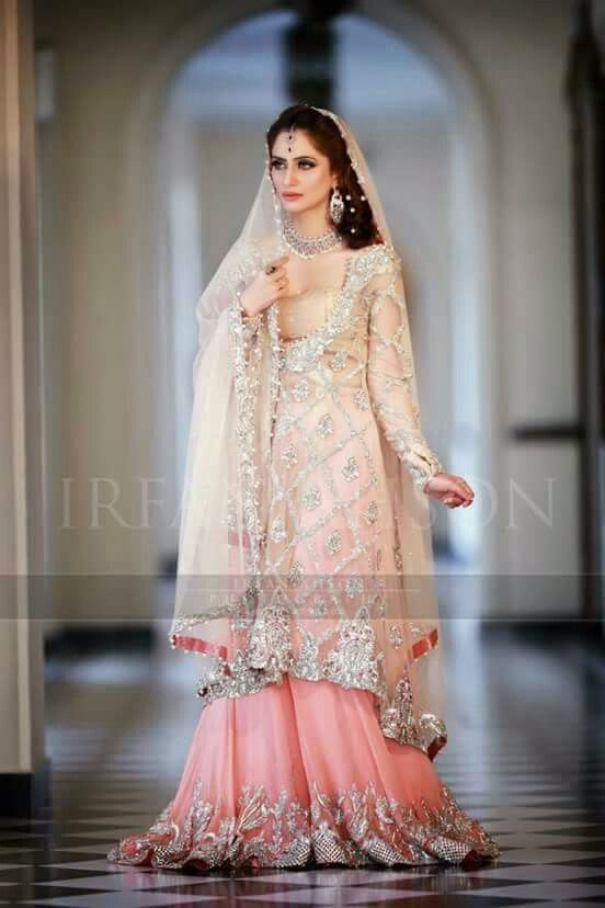 Latest pakistani bridal wear pak fashion for Pakistani dresses for wedding parties