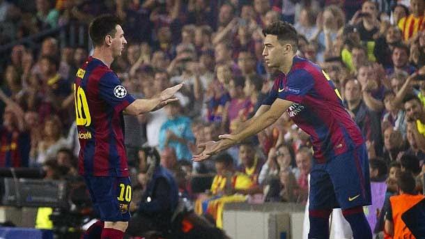 Luis Enrique arriesgó sentando a Neymar, Iniesta y ¡Messi!