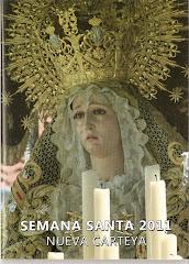 Cartel de Semana Santa 2011 de Nueva Carteya.