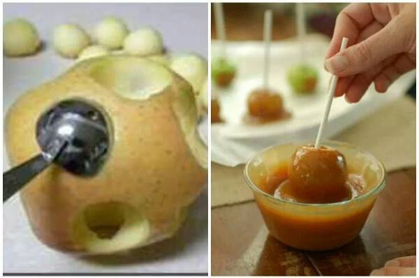 Now You Can Pin It Mini Caramel Apples