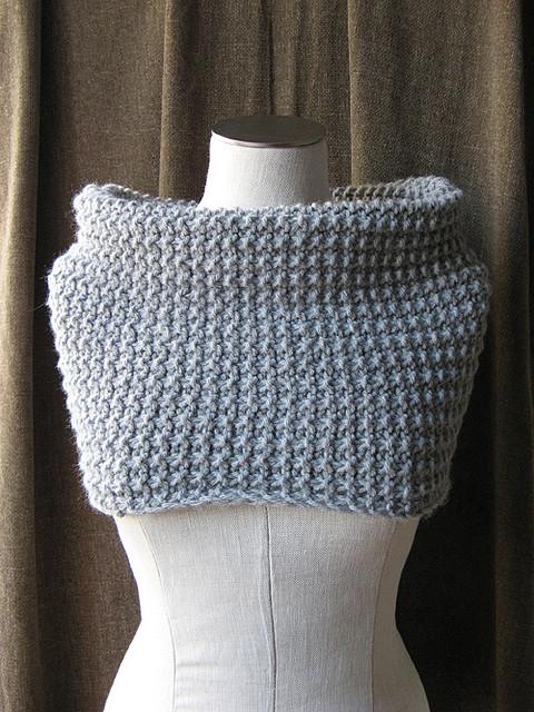 Knitting Patterns Free: cowl knitting pattern