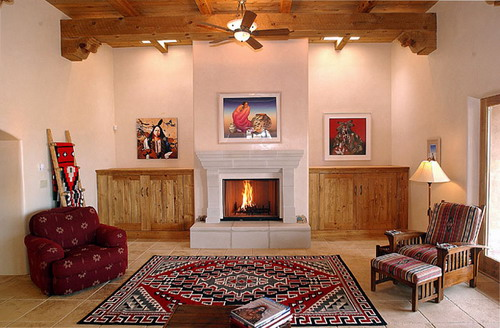 Decorating Southwestern Style Homes