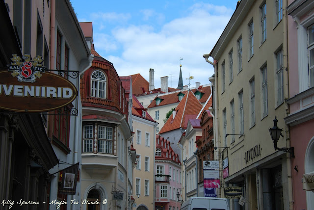 Old Tallinn Estonia