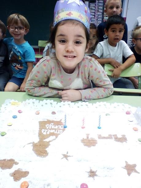 N'Adriana ja té 5 anys!!