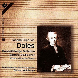 Doles: Motets for Double Choir