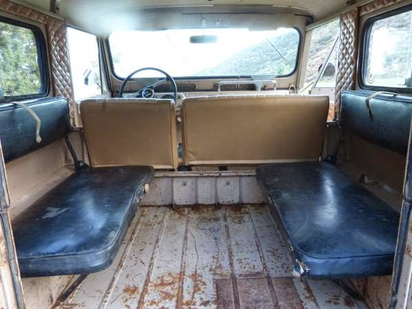 1969 Nissan Patrol for Sale - 4x4 Cars