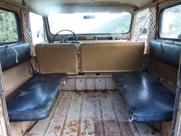 Subaru Diesel Usa >> 1969 Nissan Patrol for Sale - 4x4 Cars