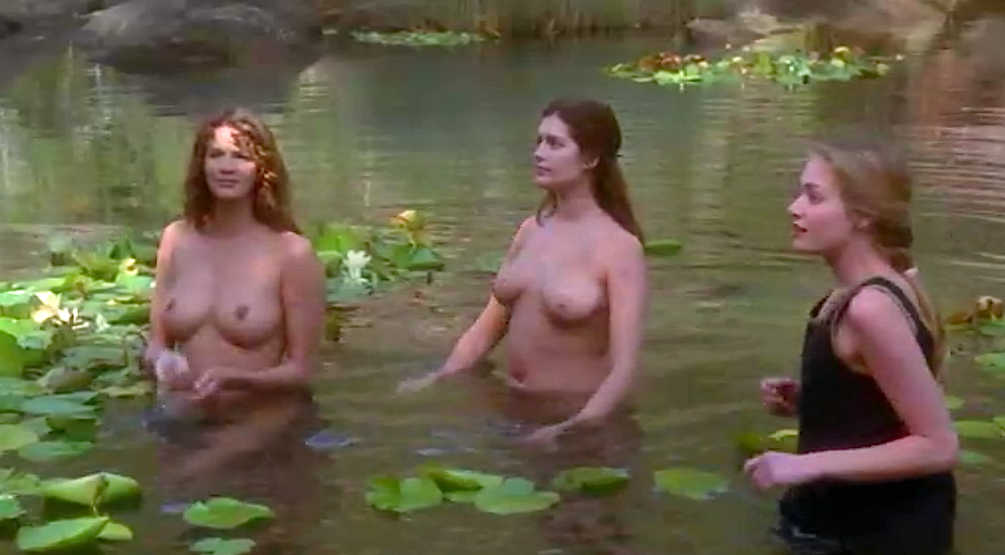 Naked Men in Movies: Sirens available on Netflix