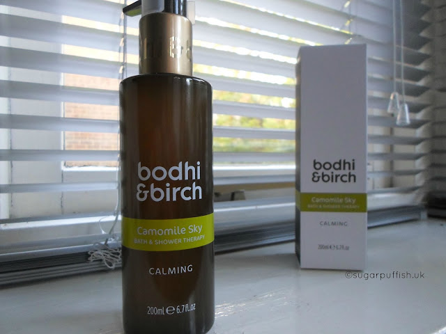 Review Bodhi & Birch Camomile Sky Bath & Shower Therapy