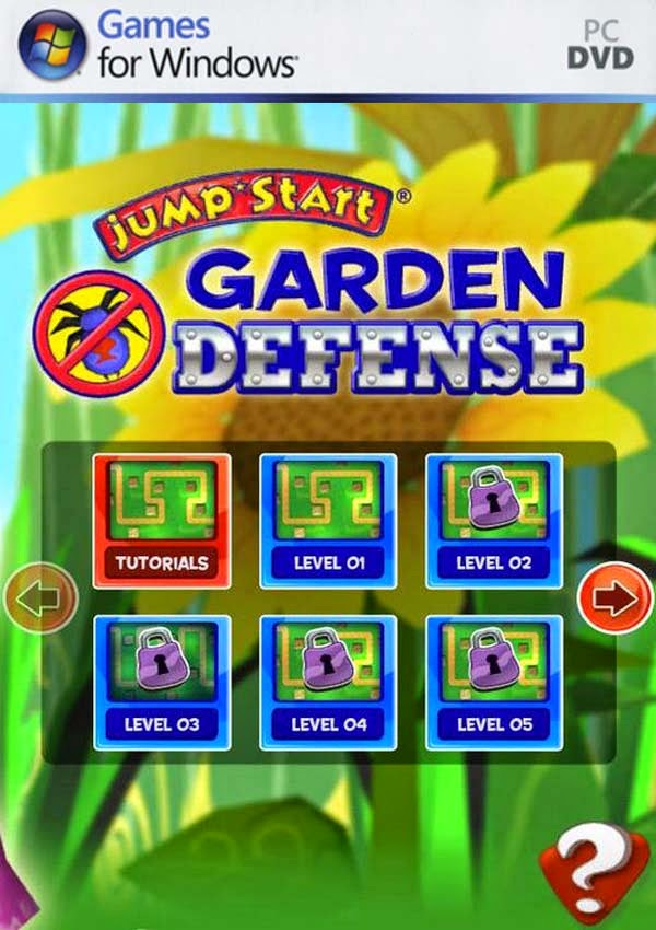 Garden Defense Free Download Game Maza