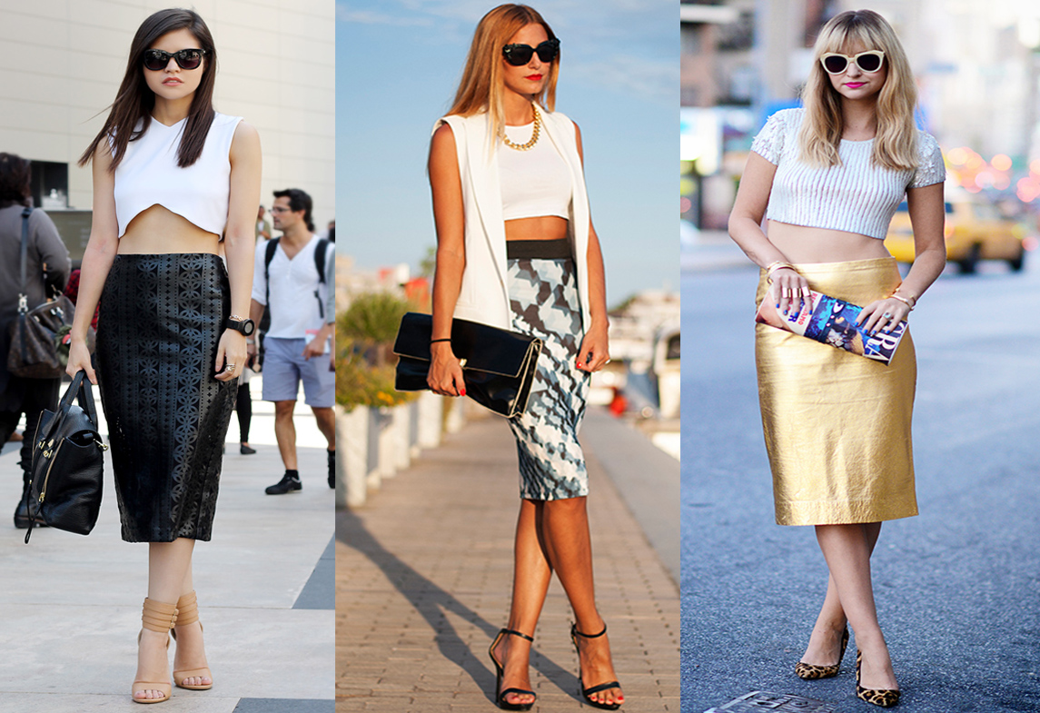 2019 year style- 3 wear to ways the crop top