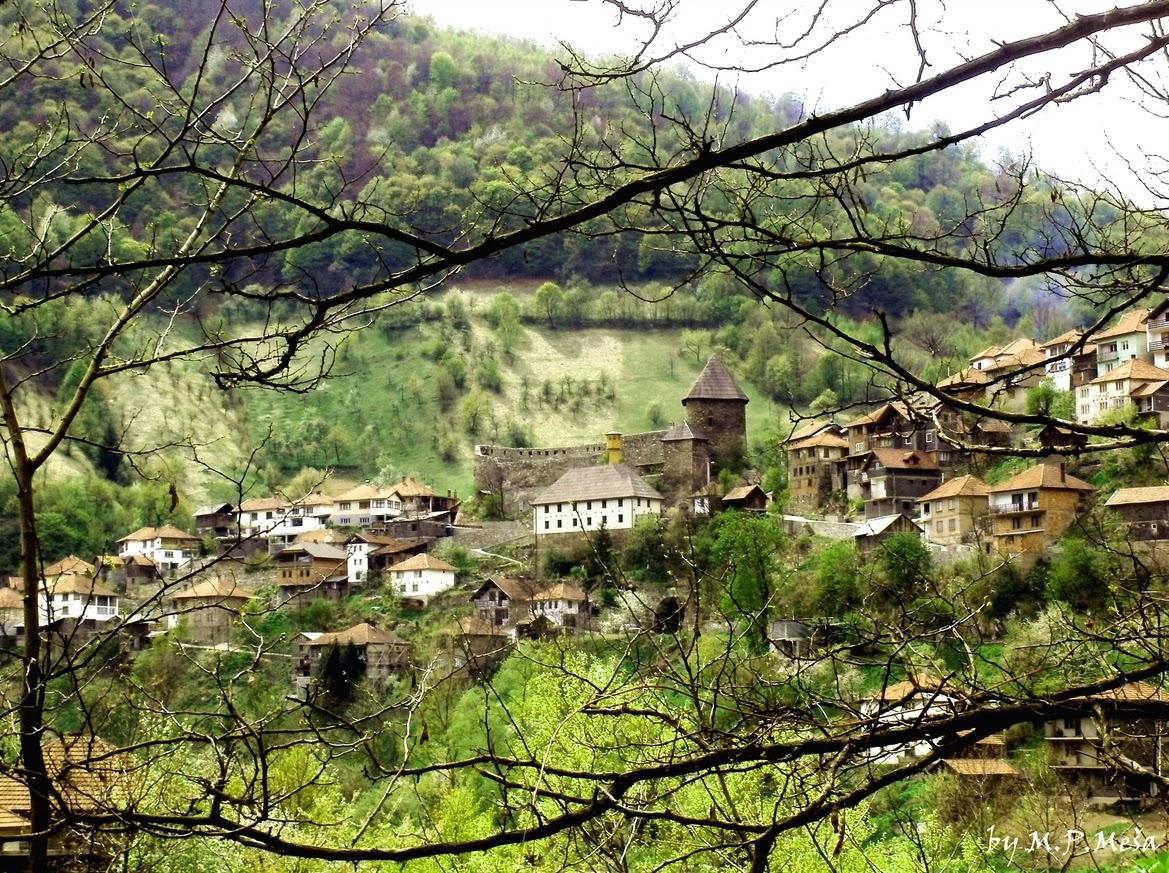 Beautiful Eastern Europe Vranduk Bosnia Herzegovina