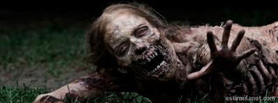 Capas para Facebook zumbi morto-vivo