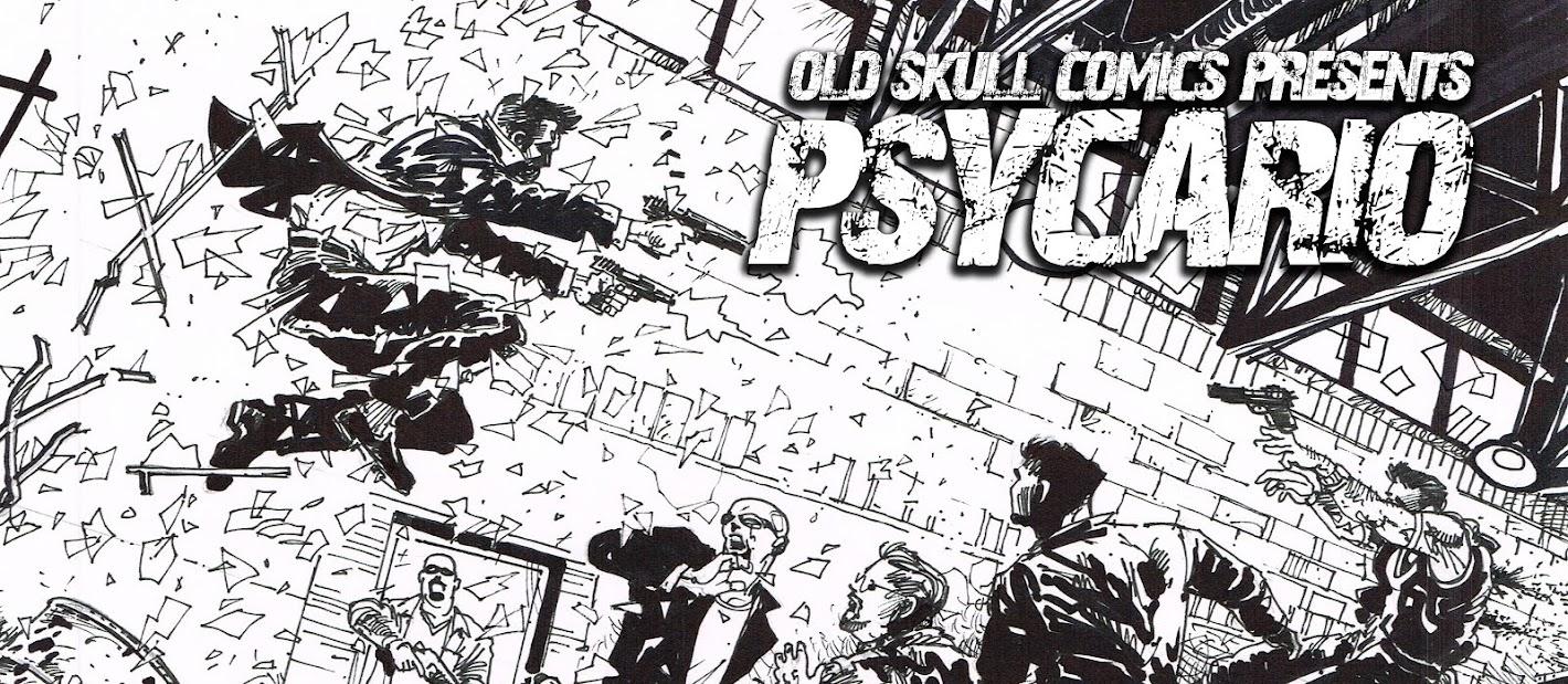 Old Skull Comics