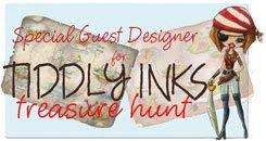 Tiddly Inks Special Guest Designer