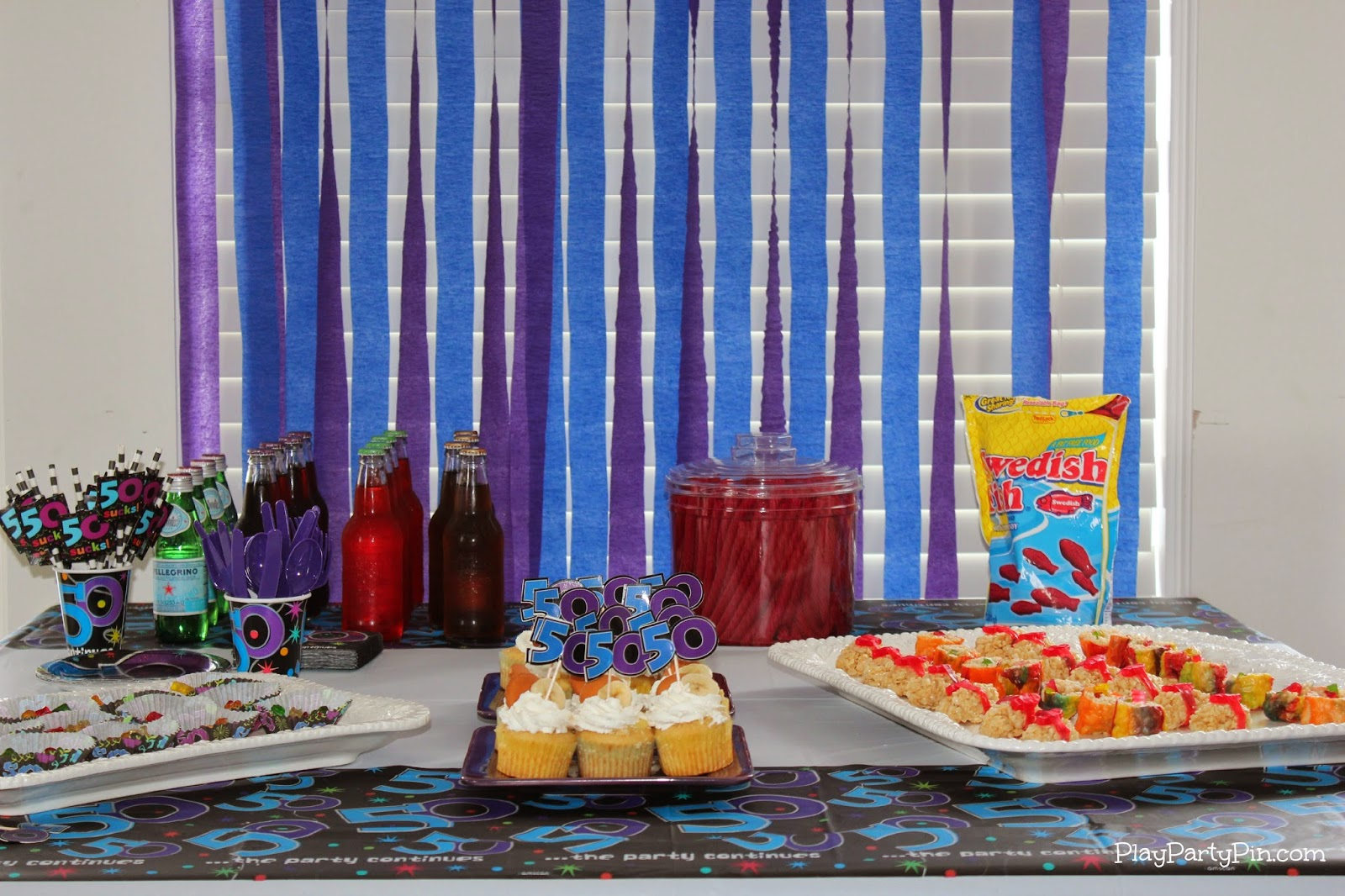 50th birthday party games and ideas by playpartypincom party games