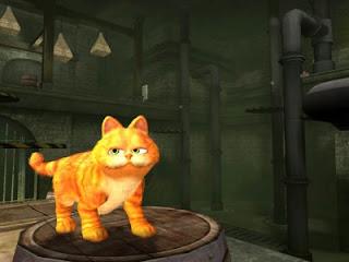 Garfiled 4 en 1 Ps2 Iso Mega Ntsc Descargar Juegos Para PlayStation 2