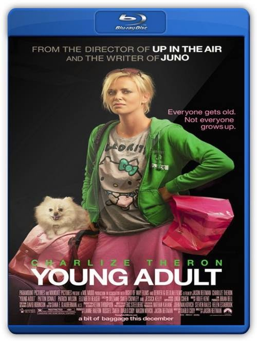 Young Adult 2011 Hindi Dual Audio BRRip 480p 300MB, young adult 2011 hindi dubbed brrip bluray 480p 300mb free download or watch online at world4ufree.ws