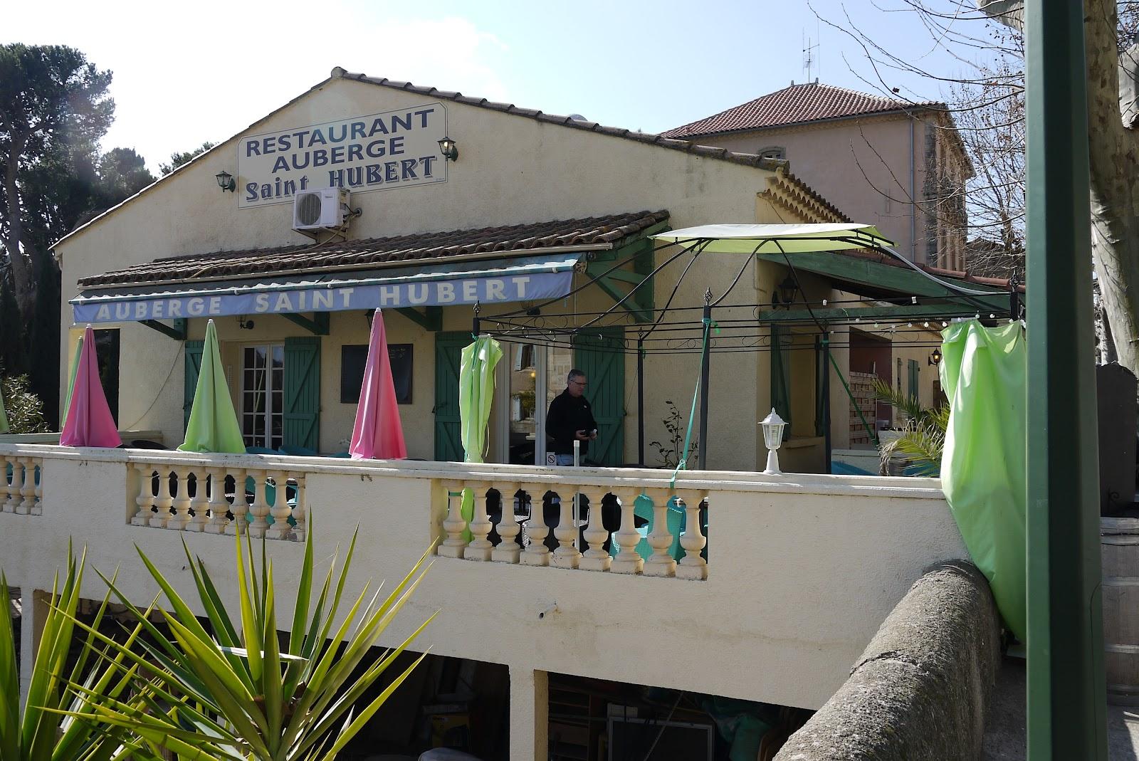 Restaurant St Hubert Roquebrun