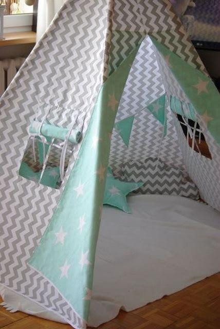 tipi namiot, namiot dla dzieci, wigwam