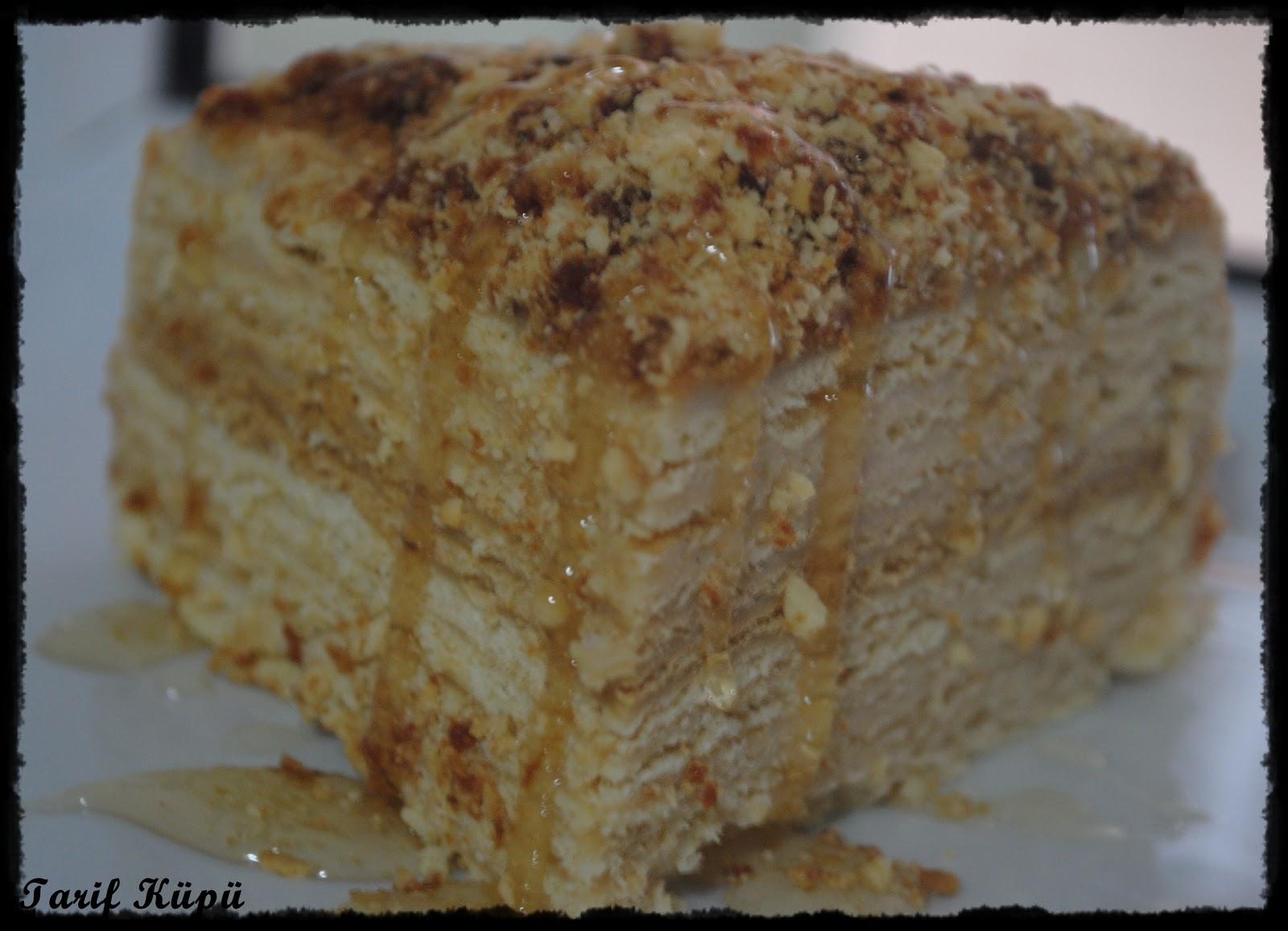 Ballı Minik Ekmek Tarifi