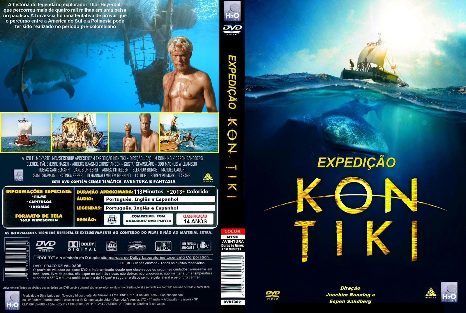 Download Expedição Kon-Tiki BDRip XviD Dual Áudio Expedi C3 A7 C3 A3o Kon Tiki
