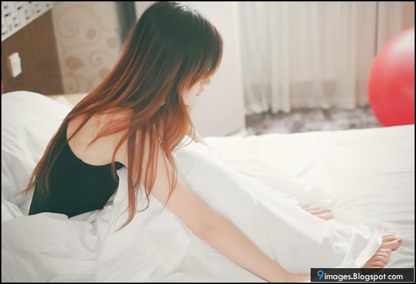 a girl alone sex photo