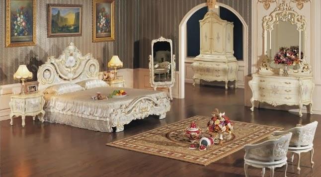 Mi casa mi hogar dormitorios matrimoniales estilo barroco - Dormitorio barroco ...