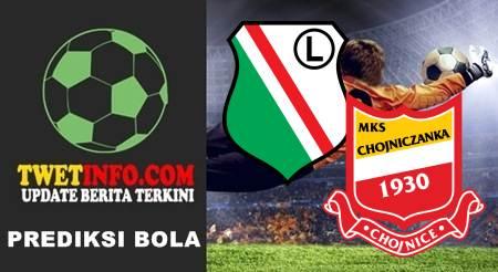 Prediksi Legia Warszawa vs Chojniczanka, Poland Cup