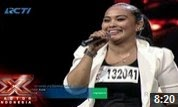 One And Only (Adele) dan Alone (Heart) - Rahmadani Best Audition X Factor Indonesia 2015