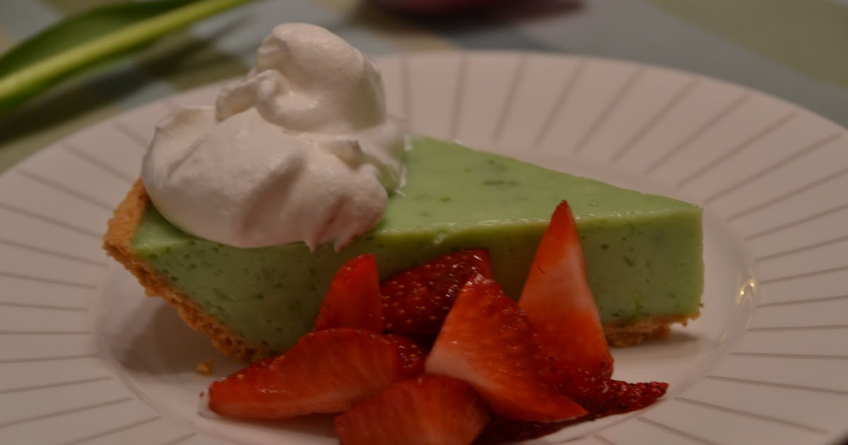 Much Ado About Somethin: Key Lime Pie