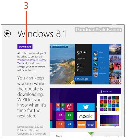cara update windows 8 ke 8.1 offline