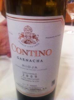 contino-garnacha-2009-rioja-tinto