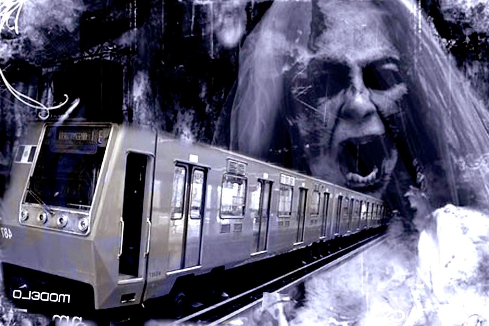Los misterios del metro del DF