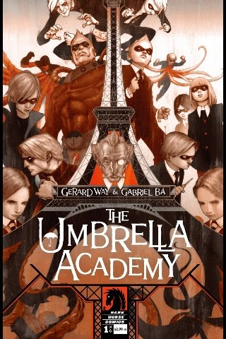 The Umbrella Academy Apocalypse Suite #1 of 6 Free App Game By Dark Horse Comics