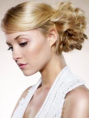 estilo de peinados rodetes 2013