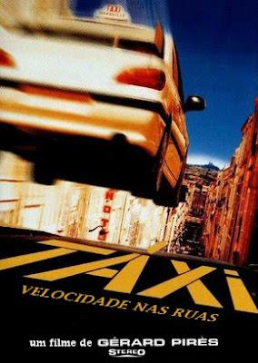 Táxi: Velocidade Nas Ruas - DVDRip Legendado