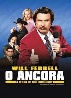 O Âncora: A Lenda de Ron Burgundy - DVDRip Dual Áudio