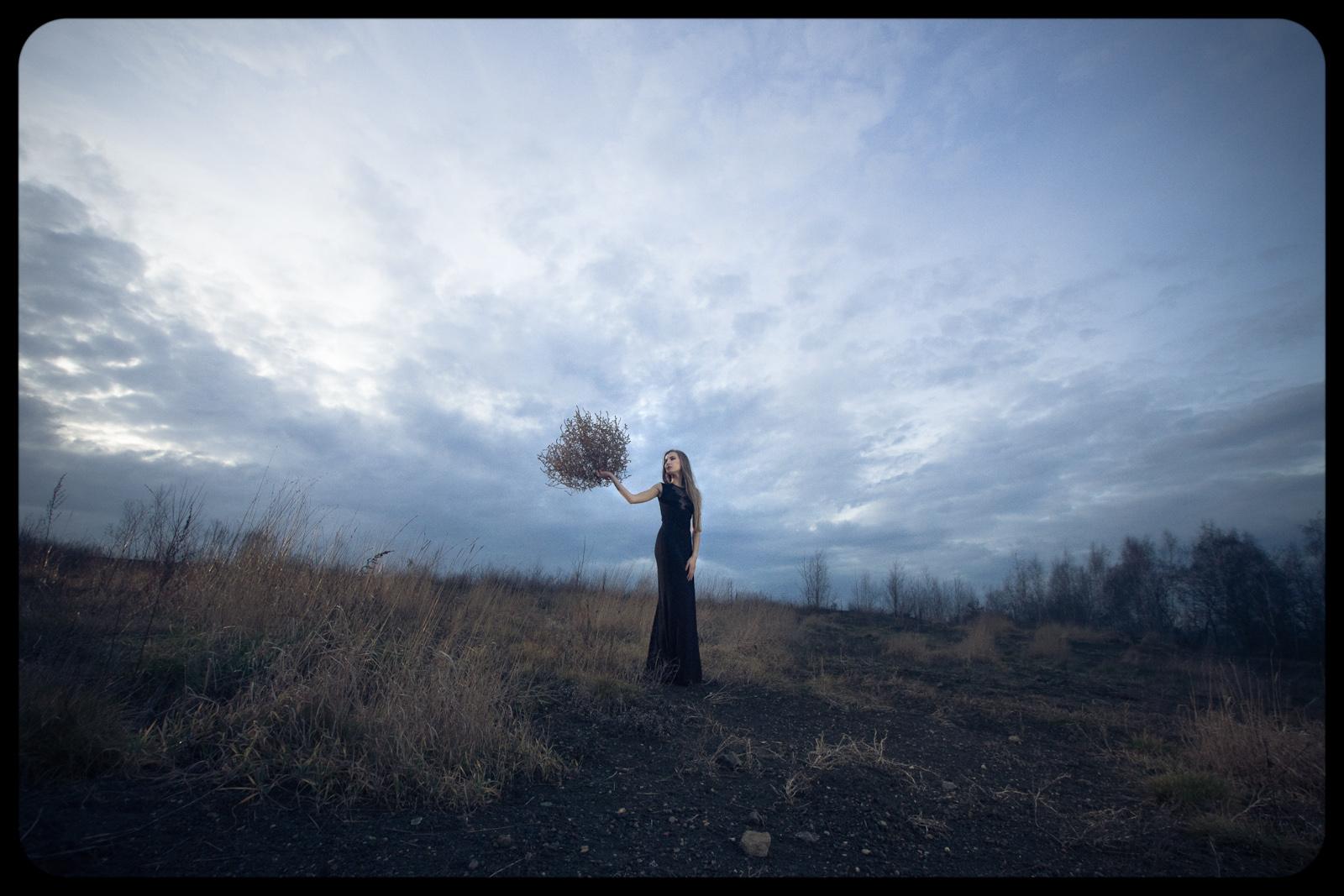 Portretowa sesja zdjęciowa w Rudzie Śląskiej Chebzie. fot. Łukasz Cyrus