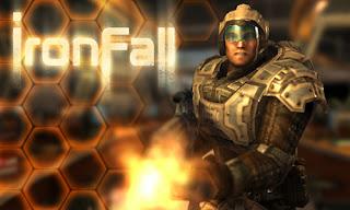 IronFall - Nintendo 3DS