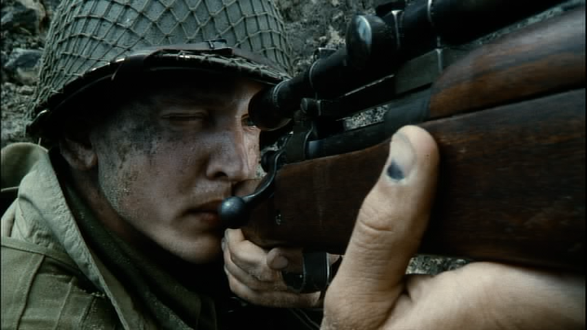 a movie analysis of saving private ryan