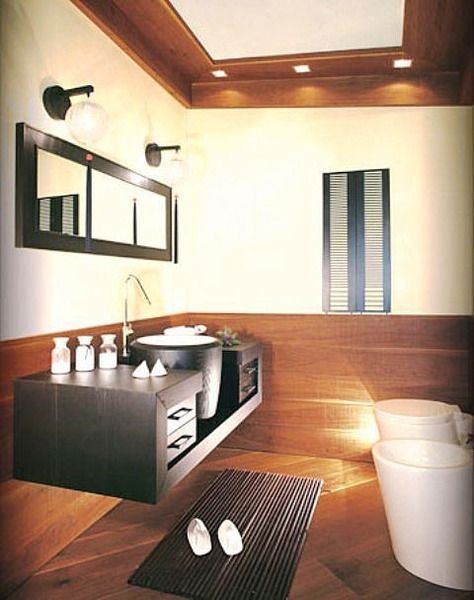 Multinotas muebles para ba o for Arredo bagno zen