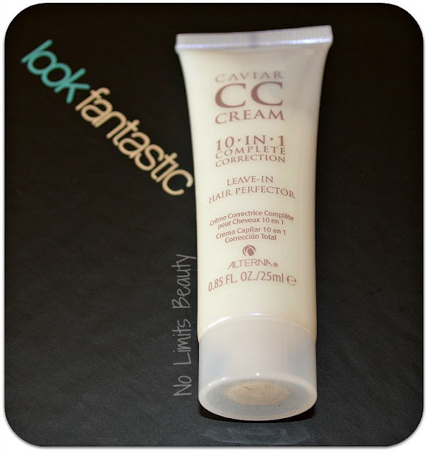LookFantastic BeautyBox - Caviar CC Cream 10 in 1 Leave-In Hair Perfector
